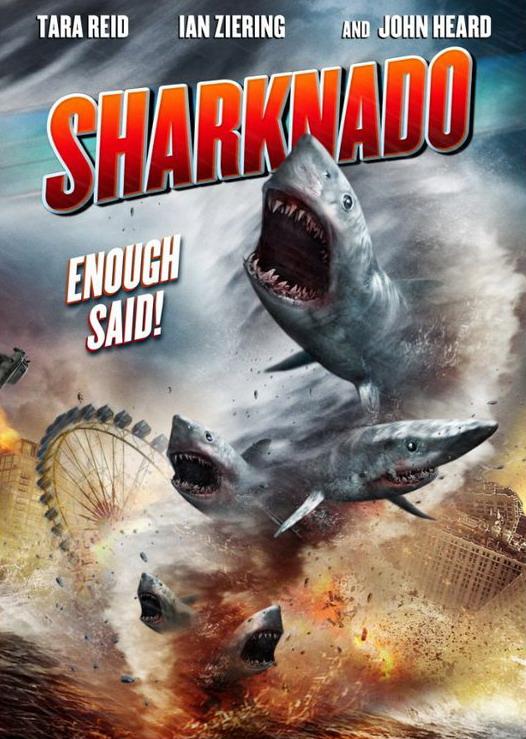 ������ ������� / Sharknado